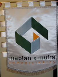 Estandarte Maplan Mufra